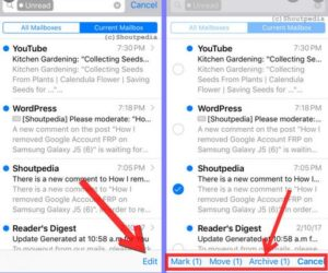 How to Delete All Unread Emails on Your iPhone