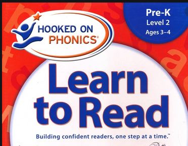 15. Hooked on Phonics