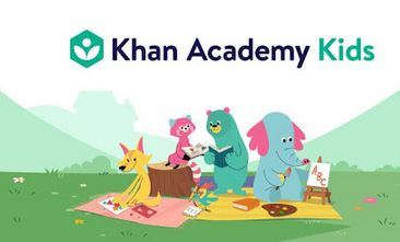 5.     Khan Academy Kids