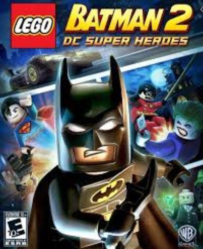 Lego Batman DC 2