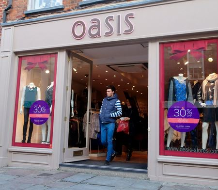 Best 15 Stores Like Oasis