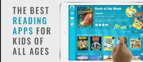 Best Reading Apps for Kids