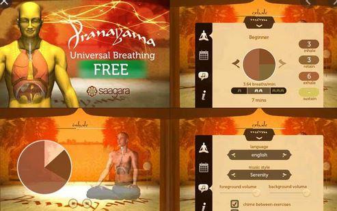 Universal Breathing Pranayama