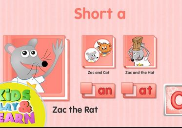 4.     Zac the Rat