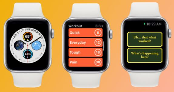 13 Best iWatch Apps