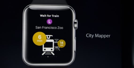 Citymapper-Best iWatch Apps