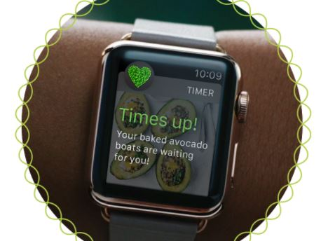 Green Kitchen – Best iWatch Apps