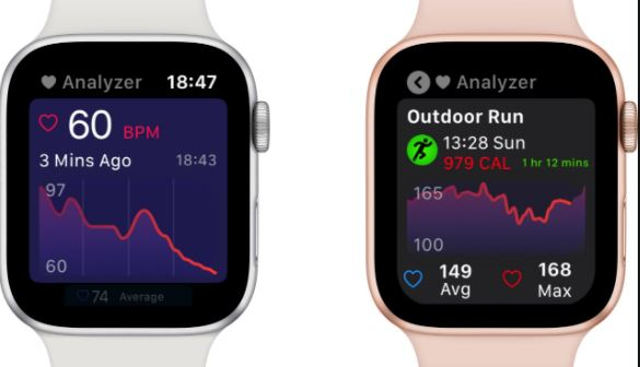Heart Analyzer - Best iWatch Apps