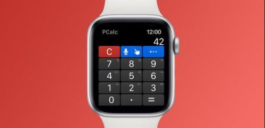PCalc – Best iWatch Apps