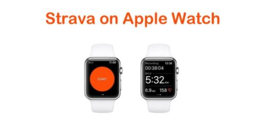 Strava – Run and Ride Training – Best iWatch Apps