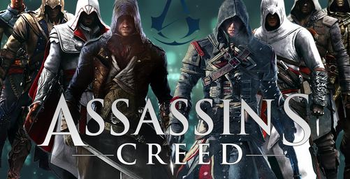 9. Assassin's Creed