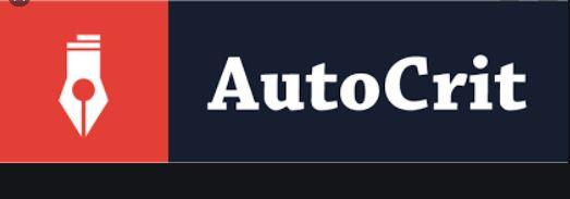 5. AutoCrit
