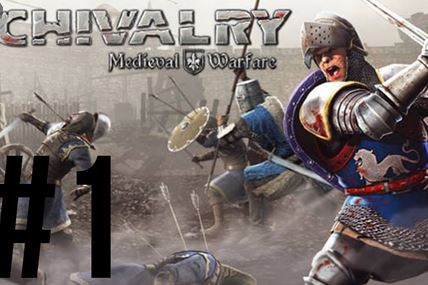5. Chivalry: Medieval Warfare