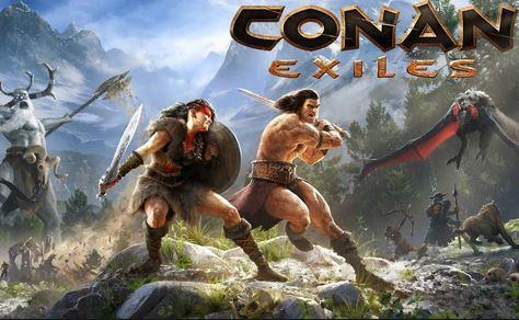 4. Conan Exiles