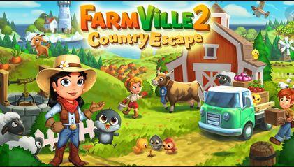 7. FarmVille 2
