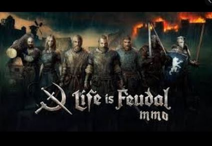 11. Life is Feudal MMO