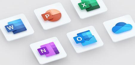 8. Microsoft Word, OneDrive, OneNote