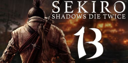 13. Sekiro Shadows Die Twice