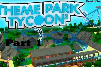 5. Theme Park Tycoon 2