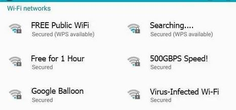 Best WiFi SSID Names