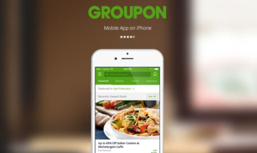Groupon - Best Coupon Apps