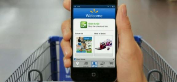 Walmart App's Saving Catcher - Best Coupon Apps